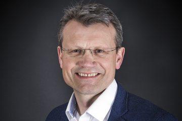 Egil André Aas, leder av LO Stat