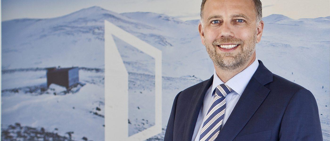 Christian V. Dreyer, direktør Eiendom Norge