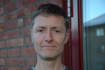 Kjell Erik Onsrud, leder i For Jernbane