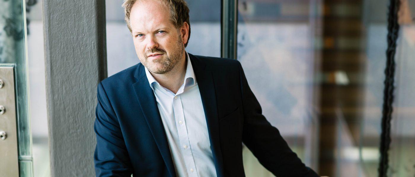Per Øyvind Langeland, avdelingsdirektør i NHO